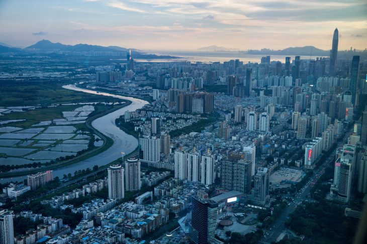 Rising Waters Threaten China's Rising Cities