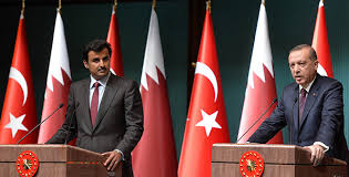Turkey rejects call to shut military base in Qatar