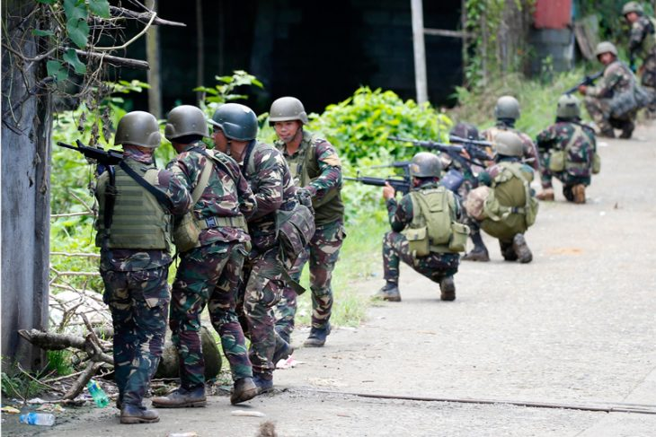 Marawi siege death toll reaches 422