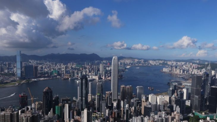 Hong Kong crowned world's most competitive economy, beating Singapore