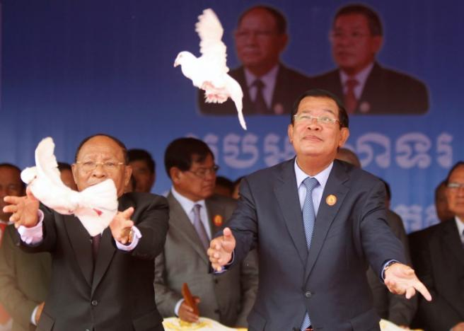Cambodia's Hun Sen orders probe into rights group