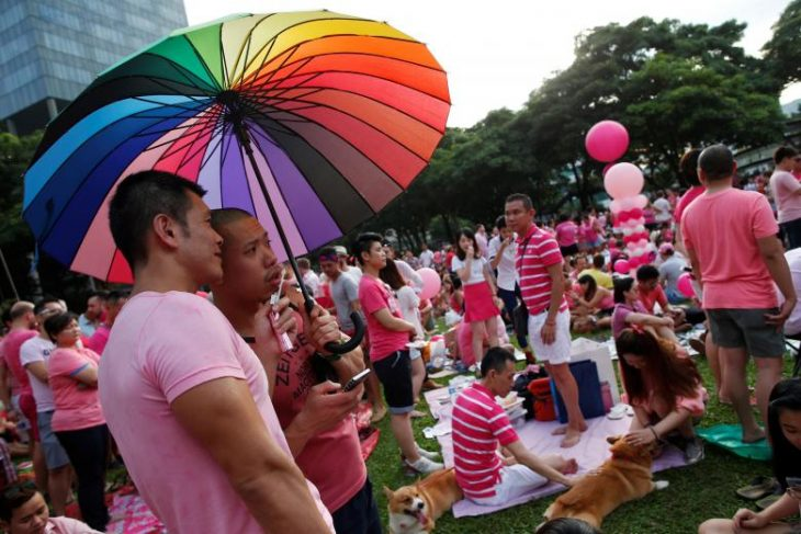 Singapore's gay pride rally attracts record sponsorship despite curbs