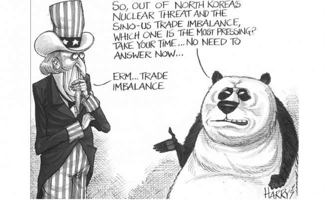 USA and PRC about DPRK