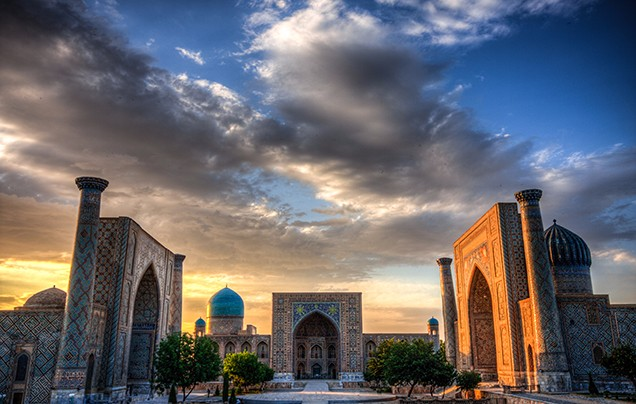 Central Asian and EU FMs to meet in Samarkand in November