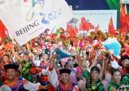 China Focus: 2022 Olympics preparation warms up winter sports, economy