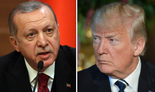 Defiant stance of Ankara: West is lost in Middle East