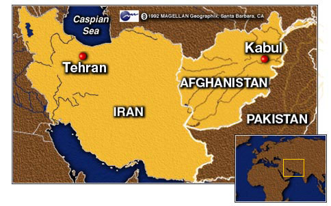 What does Iran want in Afghanistan?