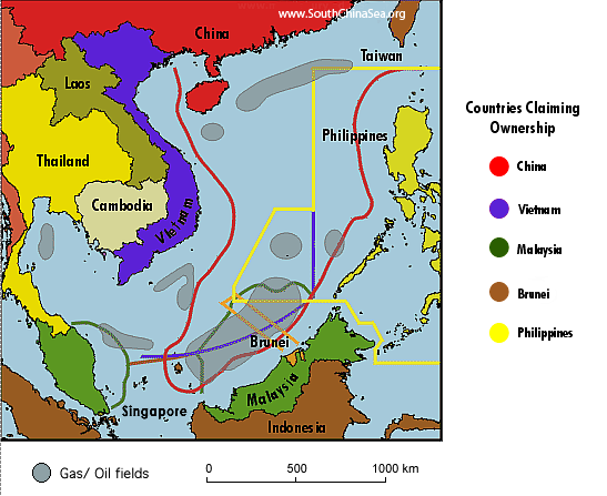Policy Analysis: What the Berlin Airlift Can Teach Us About the South China Sea
