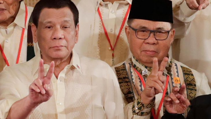 Philippines: former rebels now governing volatile Muslim region