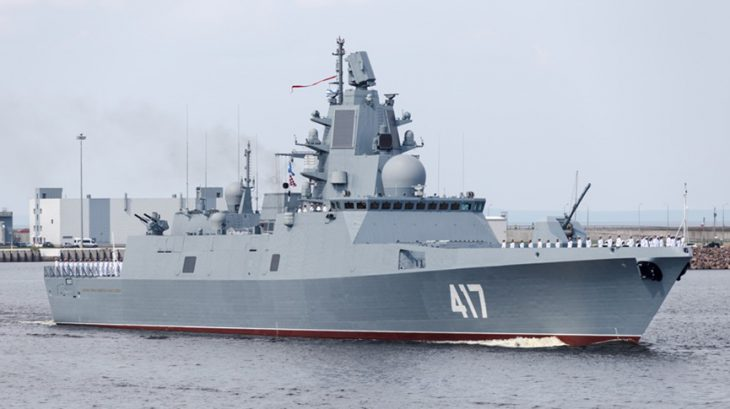 Despite Putin's swagger, Russia struggles to modernise its navy