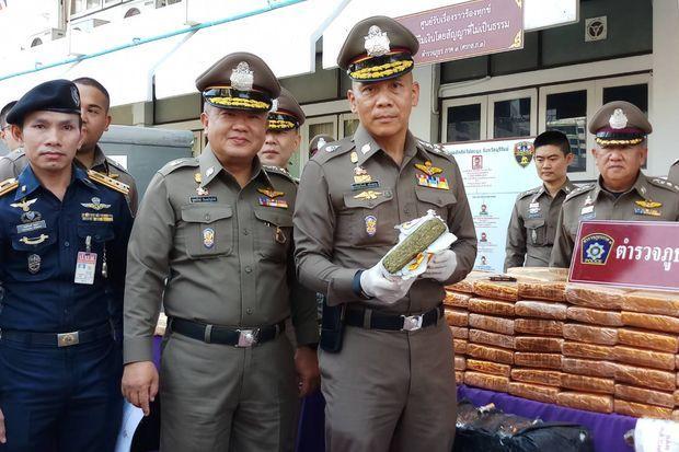 Drugs keep relentless attack on NE Asia: Major drug busts in Northeast