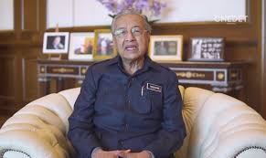 Tun M: Gov't aware of people's hardships. 'Bossku' promotes slave mentality