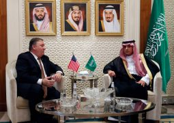 Saudi Arabia's al-Jubeir says crown prince did not order Khashoggi killing