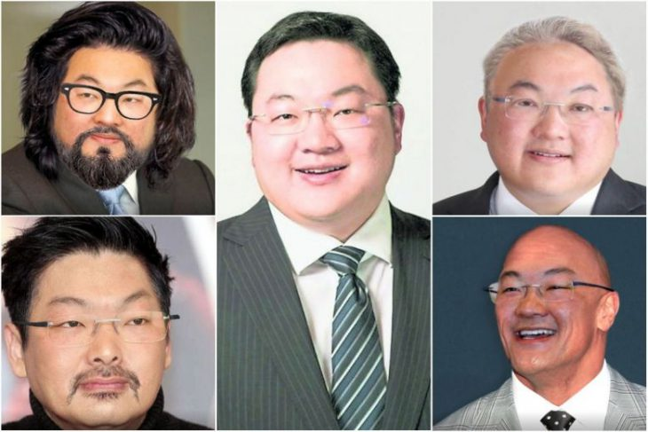 Reward for capture of Jho Low?
