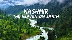 Scenic Kashmir at the heart of India-Pakistani animosity
