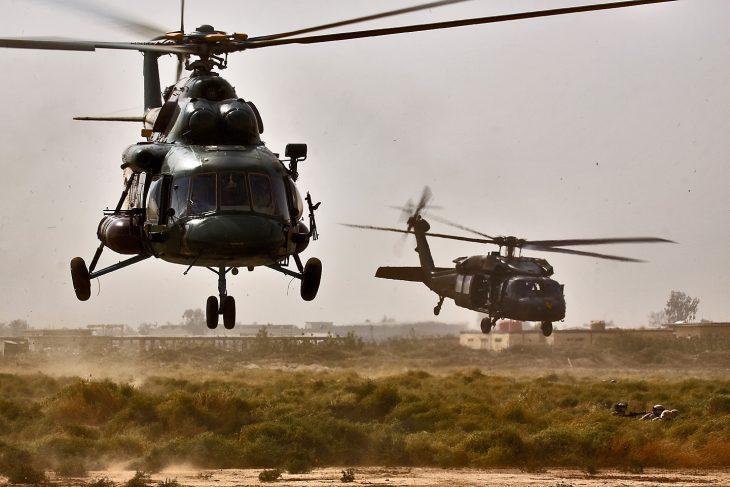 Afghanistan lacks pilots, engineers to handle Black Hawk 'copters, U.S. watchdog warns