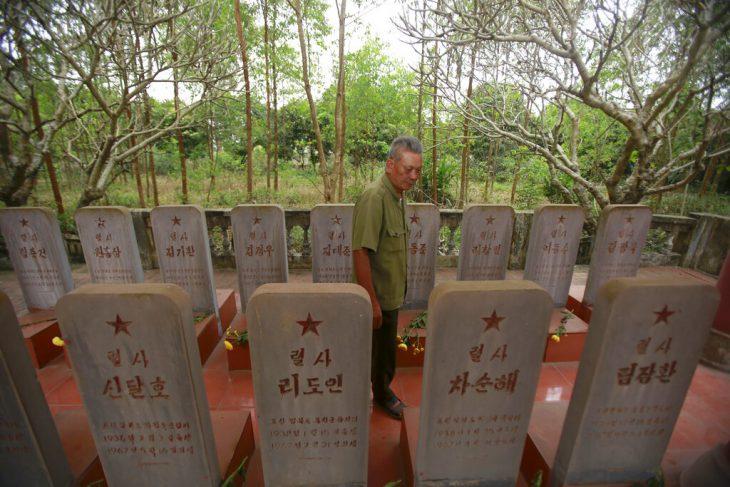 North Korea's forgotten fighters in Vietnam