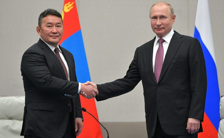 Trade turnover between Mongolia and Russia in 2018 grew by 39.8%
