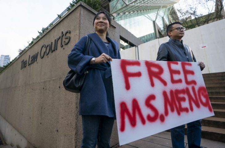 US-China-Canada-Huawei: Canada begins process of extraditing Huawei exec to US