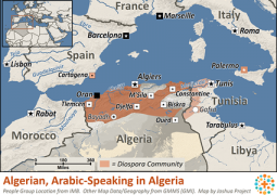 Will Algeria will evade turmoil? Algerian army chief, ruling party support protesters