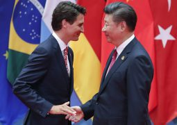 5-G level goes on: China says detained Canadians were spies
