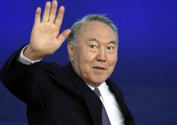 Kazakh Leader Nursultan Nazarbayev steps down as President of Kazakhstan