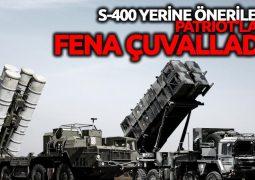 S-400 vs Patriot: Turkey says in Patriot missile talks with U.S.