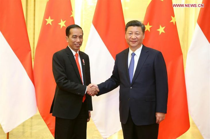 Geopolitics: Indonesia forecasts multibillion-dollar belt and road investments in four growth regions