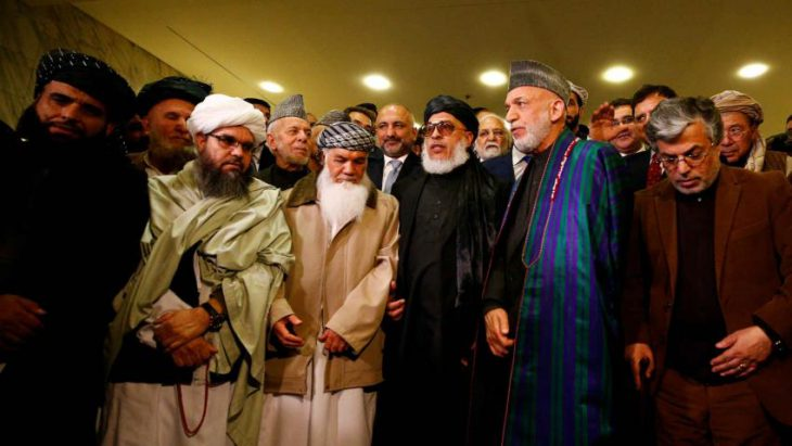 Againistan – Hundreds of Afghan delegates to meet Taliban in Doha