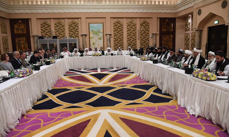 US, Taliban Reportedly Begin New Phase Of Talks In Doha