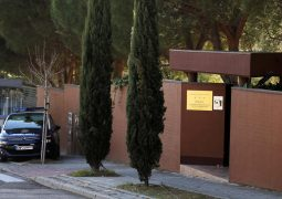 US authorities arrest former Marine in raid of North Korean embassy in Spain