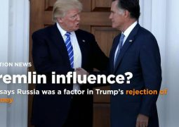 Republican Romney says he is 'sickened' by Trump's behaviour during Russia probe