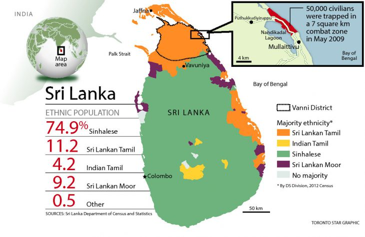 Sri Lanka resorts face uncertain future after suicide blasts