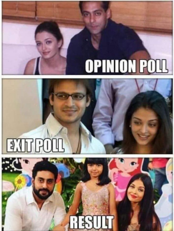 Sonam Kapoor calls out Vivek Oberoi for posting a meme targeting his ex, Aishwariya Rai