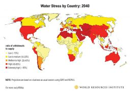 Looming water crisis of the Globe: India is one of the most worst terms: India's environmental crisis