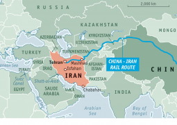 Iran issue, in addition to its own urgent impact to global affairs, looms into US-Sino crisis