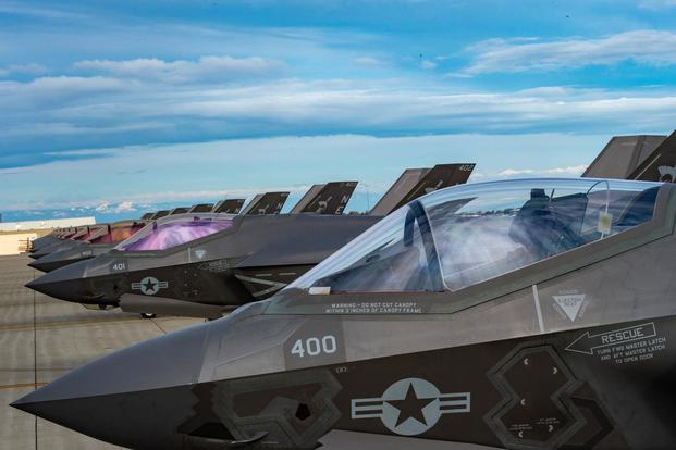 $400 Billion Stealth Fighter That Can't Fight