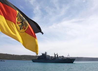 European Navy patrols disputed Southeast Asian waters