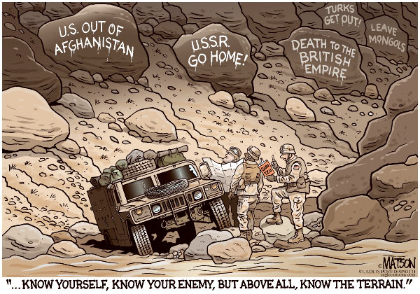Afghan Forces Recapture Faryab's BilcheraghDistrict, bordering Turkmenistan
