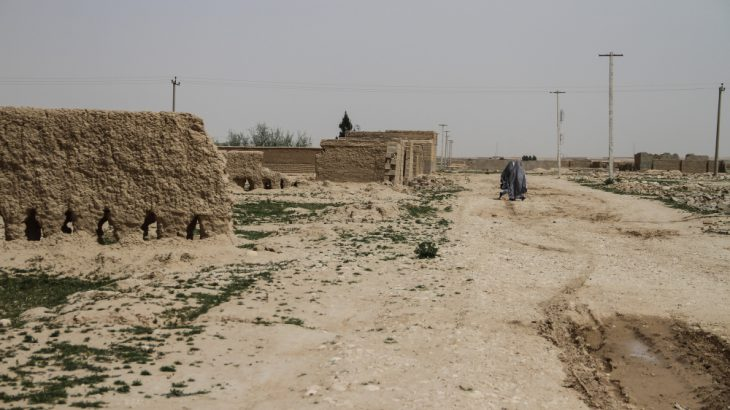 Bigger problems loom for afghans: War, drought, diplomatic rifts deepen Afghanistan's water crisis