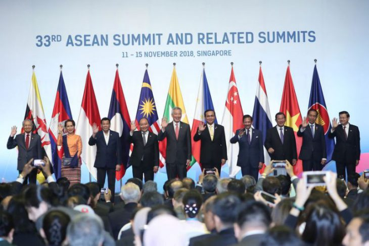 Trade war, Rakhine among issues to be discussed at 34th Asean Summit