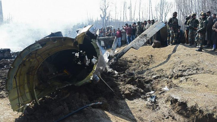 No survivors in Indian military plane crash in border area with China