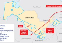 Russian Lukoil intends to extract over 16 billion m3 of gas in Uzbekistan