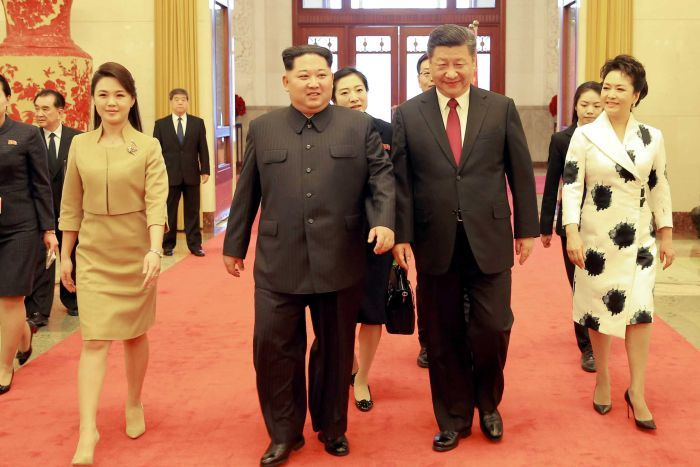 More than just ideology behind Xi Jinping's state visit to North Korea and meeting with Kim Jong-un