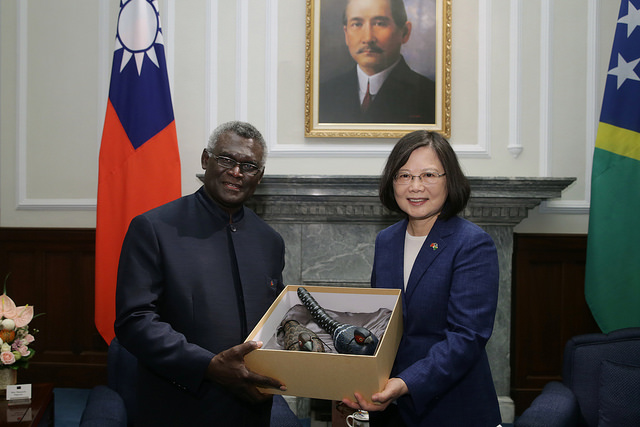 Will it switch to China? Solomon Islands plans due diligence tour on Taiwan ties