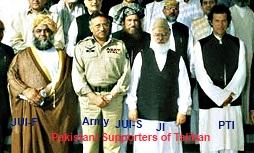 Afghan leaders begin Pakistan peace summit
