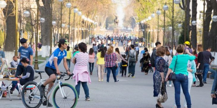 Uzbekistanis will be 50 millions by 2050: 33.4 millions as of May 2019
