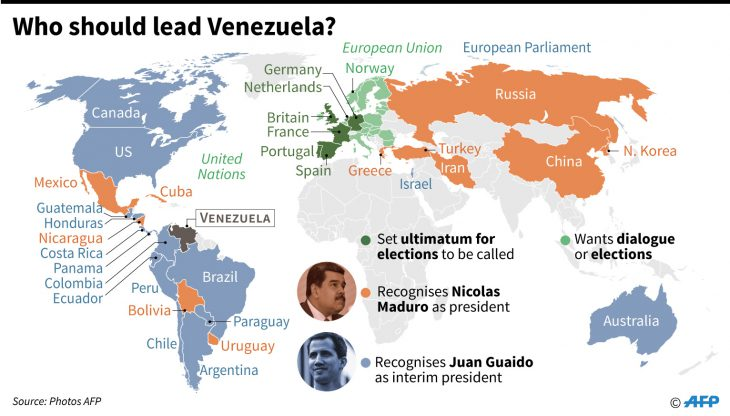 China will determine the future of Venezuela, says some. But, does this it alone?