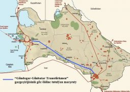Central Asia-China pipeline: 270bn cubic meters of gas transported