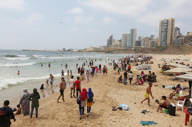 Lebanon's number of tourists just less than 1.8 mln?!